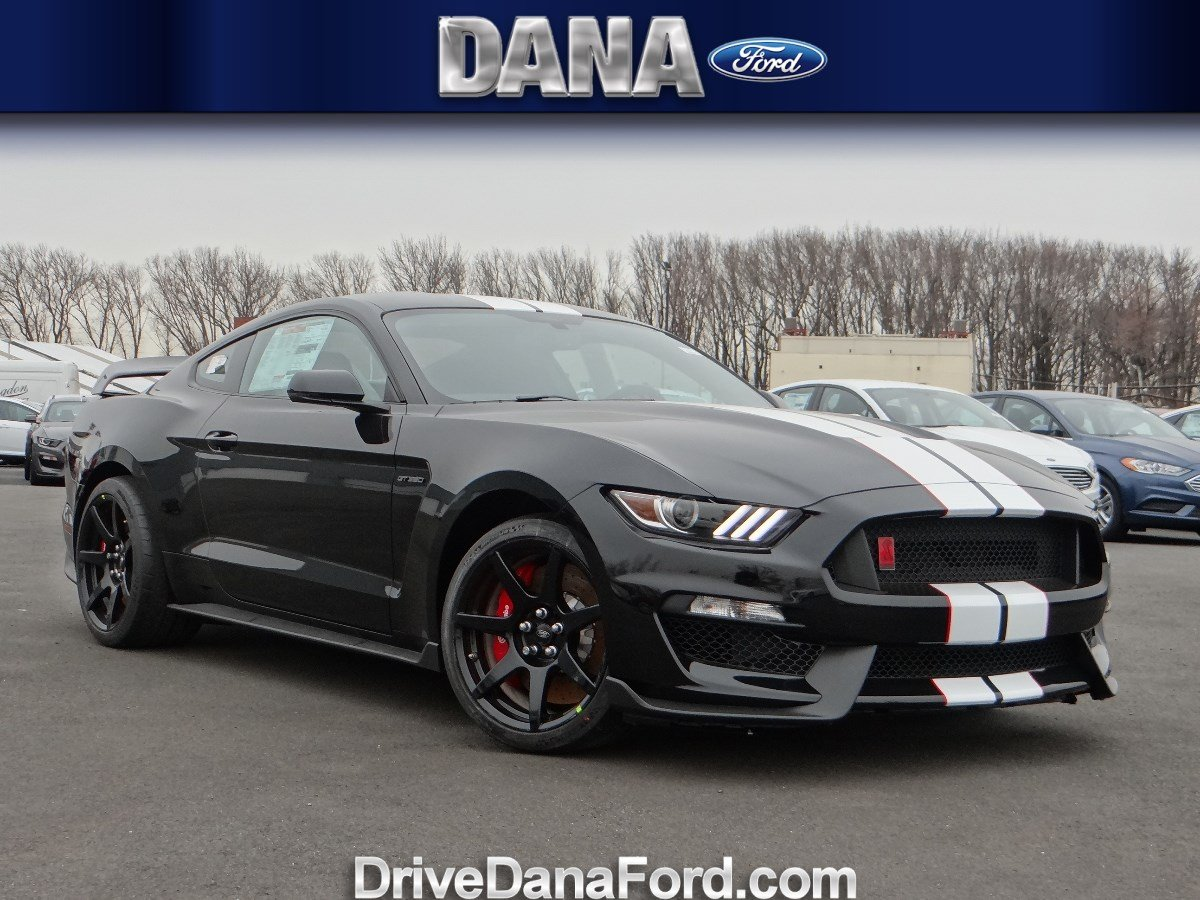 New 2018 Ford Shelby GT350 Shelby GT350 Coupe in Staten Island
