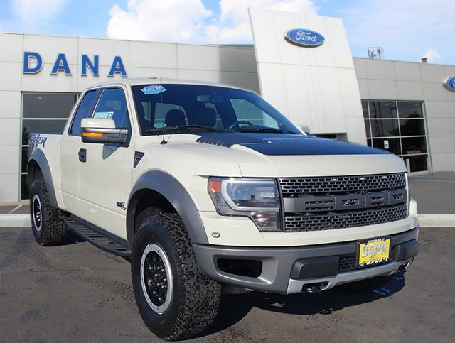 certified pre owned 2014 ford f 150 svt raptor truck in staten island a57850a dana ford. Black Bedroom Furniture Sets. Home Design Ideas